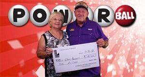 Courtesy Louisiana Lottery