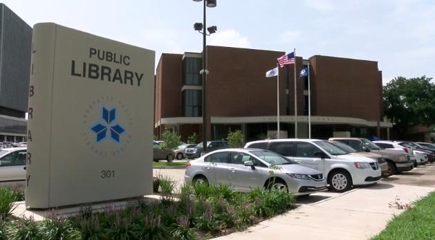 Lafayette Public Library / KATC