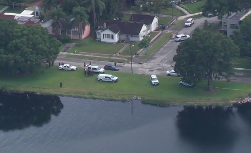 Girl dead after being thrown into Florida river