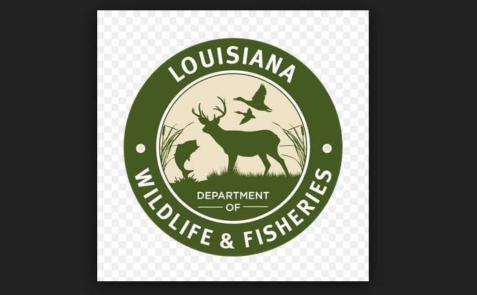 Louisiana Department of Wildlife and Fisheries logo