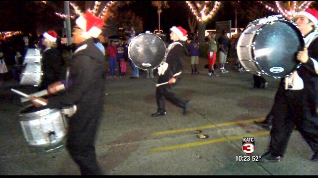 Rayne Christmas Parade