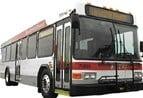 Lafayette Transit bus