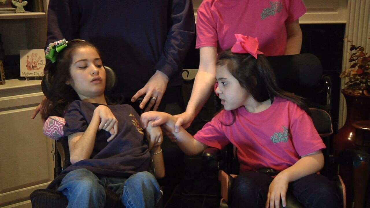 Two Acadiana girls battle rare disease