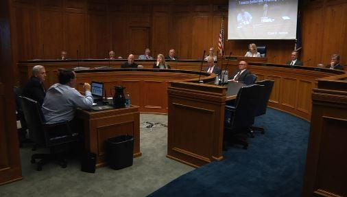 The Tobacco Settlement Board votes to sell bonds with the remainder of the Tobacco lawsuit.