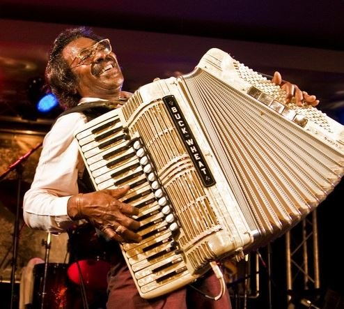 Photo Courtesy Buckwheat Zydeco's Twitter page