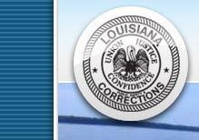 Louisiana Department of Corrections Logo