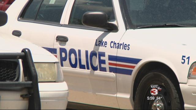 Lake Charles police car