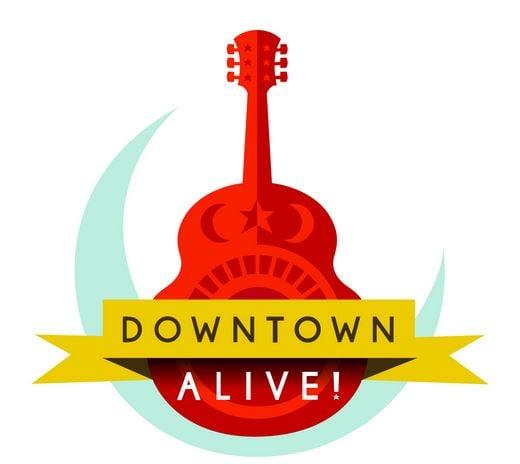 Downtown Alive Logo