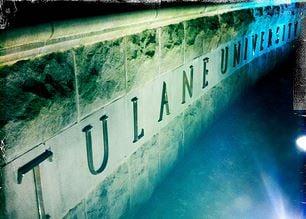 PHOTO COURTESY: TULANE'S WEBSITE