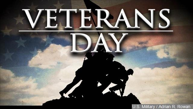 Veterans Day / Courtesy of MGN Online