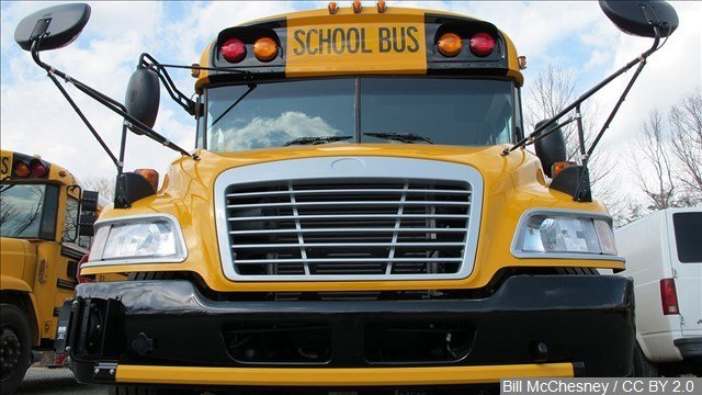 File photo of a school bus. Image Courtesy: MGN Online
