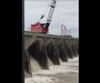 Photo courtesy the US Army Corps of Engineers, New Orleans District