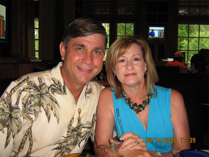 Jimmy and Virginia Shea