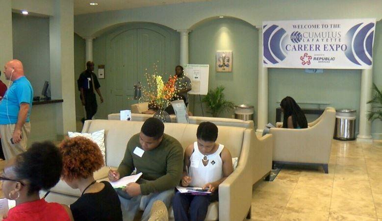 Job fair open until 2 today - KATC.com | Continuous News Coverage ...