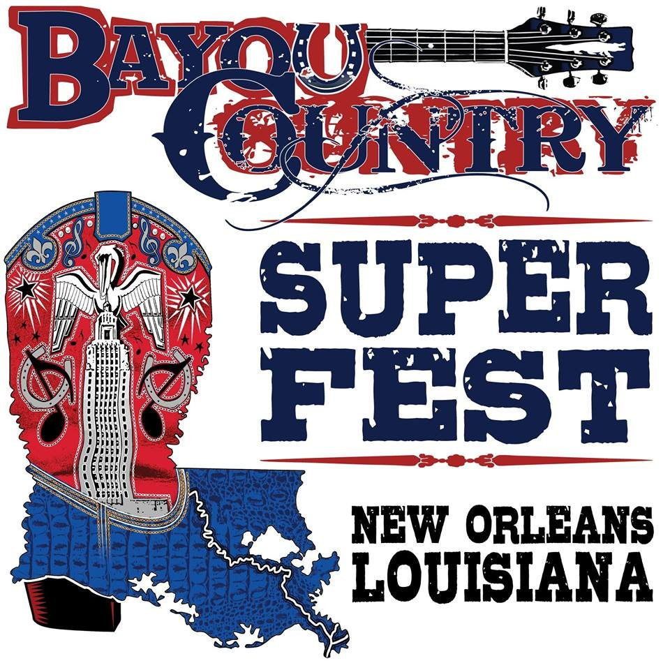 Image result for bayou country superfest 2017