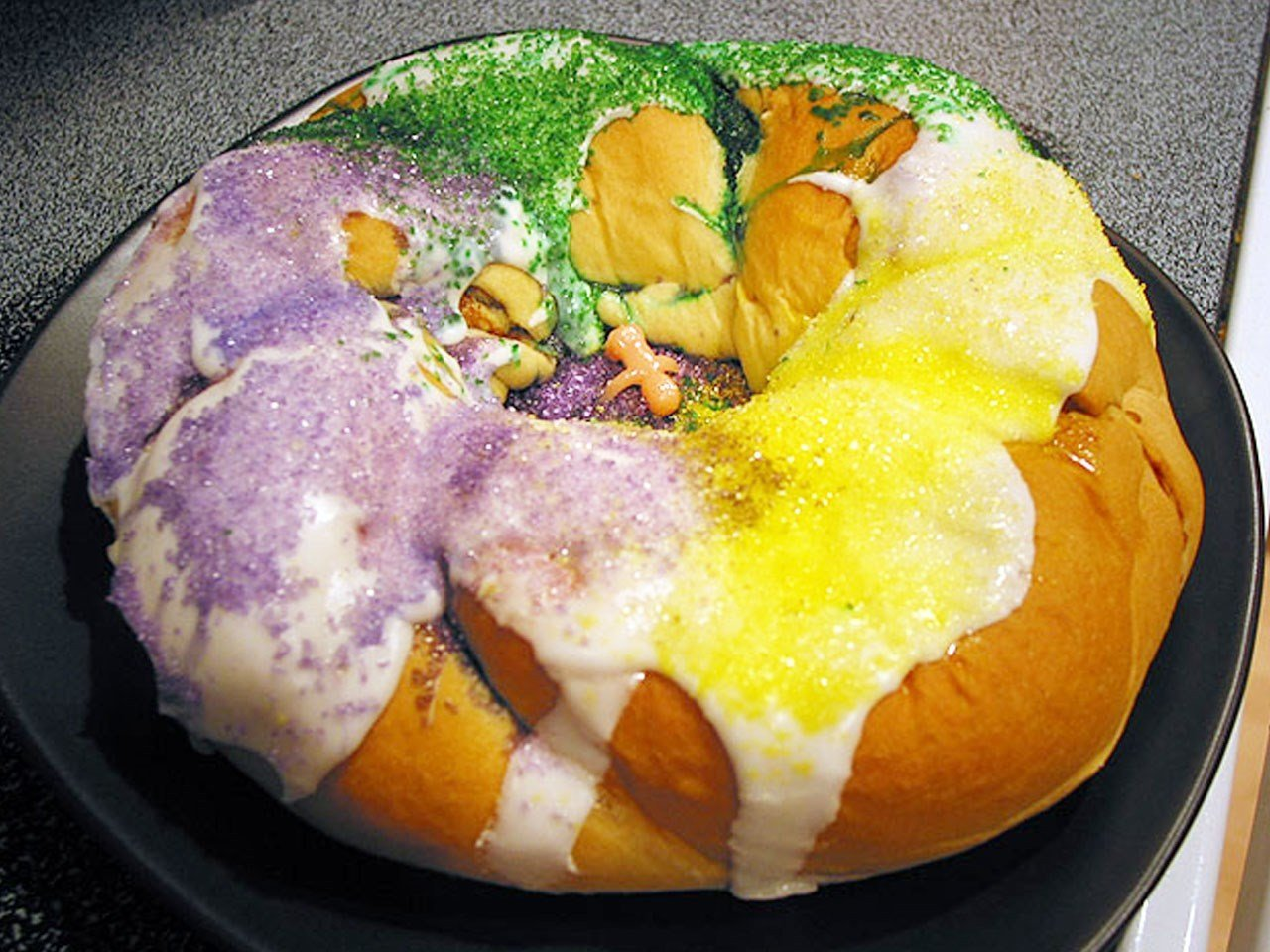 Rouses gets creative with king cake recipes KATCcom