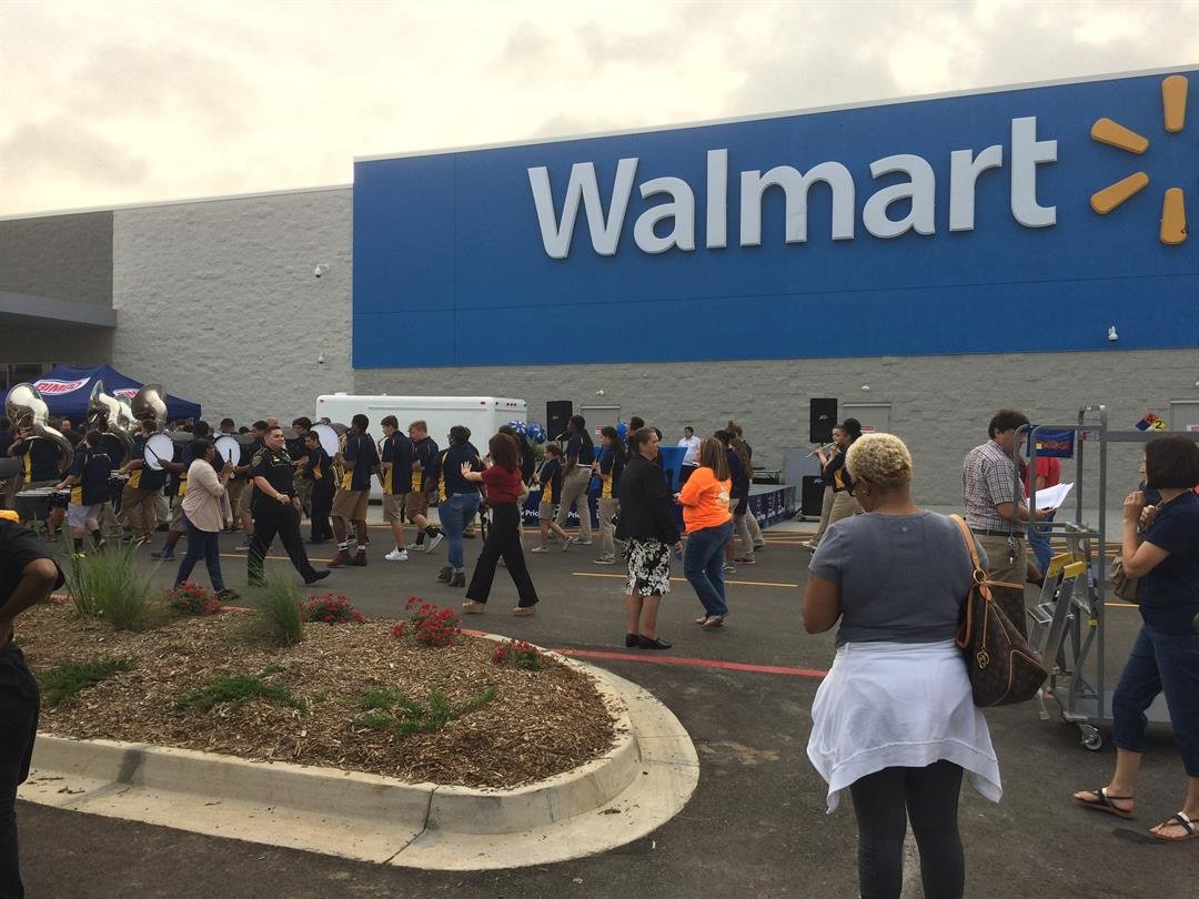 the case for walmart A california woman is suing walmart, claiming that the store's policy to keep certain products locked inside glass cases is racist.