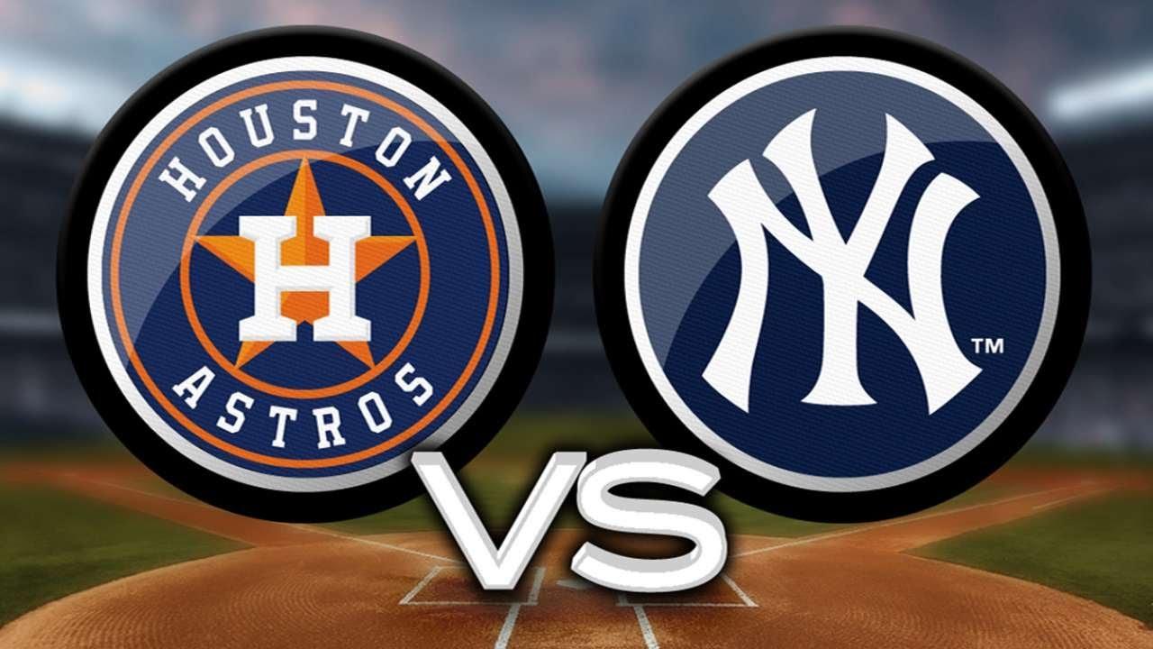 Astros beat Yankees 2 1 in Game 2 of ALCS KATC