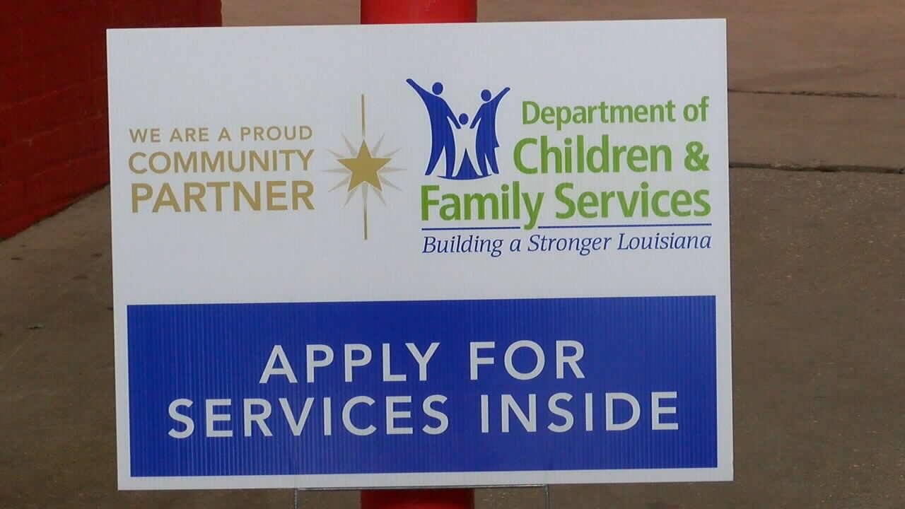Louisiana Purchase Food Stamp Program